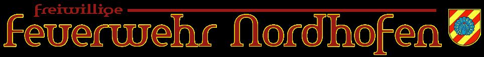 Feuerwehr Nordhofen